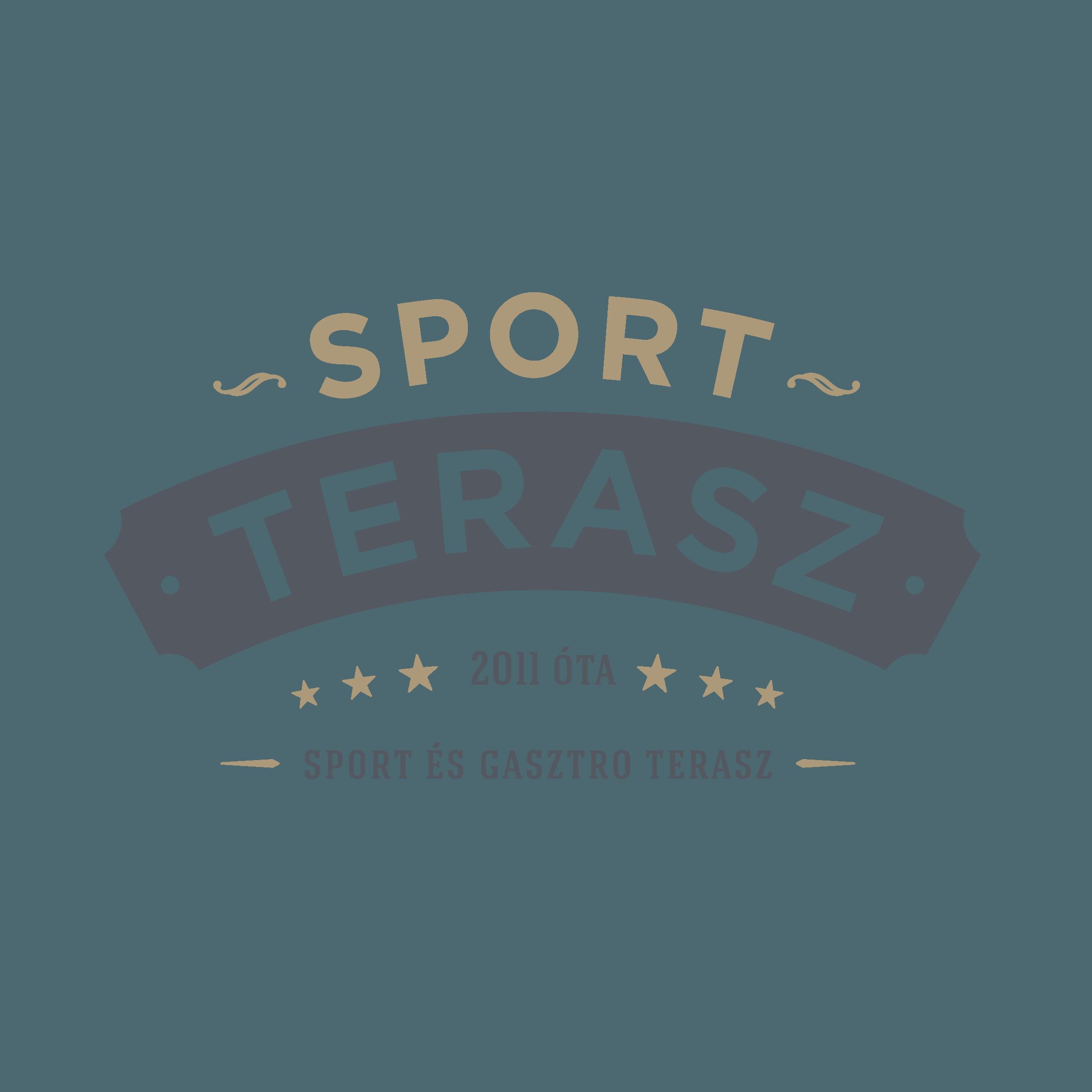 Sport és Gasztro terasz